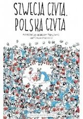 Okładka książki Szwecja czyta. Polska czyta Katarzyna Tubylewicz,Agata Diduszko-Zyglewska
