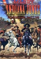 Okładka książki Młody Indiana Jones 1/93 Dan Barry