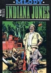 Okładka książki Młody Indiana Jones 2/93 Dan Barry