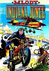 Okładka książki Młody Indiana Jones 3/93 Dan Barry