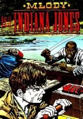 Okładka książki Młody Indiana Jones 4/93 Dan Barry