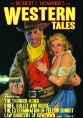 Okładka książki Western Tales Robert E. Howard