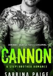 Okładka książki Cannon Sabrina Paige