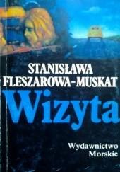 Okładka książki Wizyta Stanisława Fleszarowa-Muskat