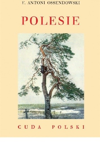 Okładka książki Polesie Antoni Ferdynand Ossendowski