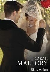 Okładka książki Biały welon Sarah Mallory