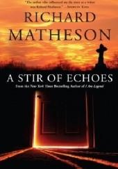 Okładka książki A Stir of Echoes Richard Matheson