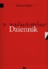 Okładka książki Dziennik z zaświatów Rajmund Kalicki