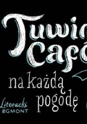 Okładka książki Tuwim Café na każdą pogodę Julian Tuwim