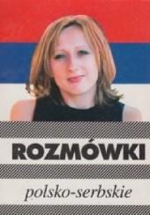Okładka książki Rozmówki polsko-serbskie Piotr Wrzosek