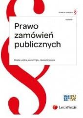 Okładka książki Prawo zamówień publicznych Mirella Lechna,Anna Prigan,Hanna Drynkorn