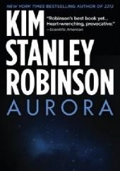 Okładka książki Aurora Kim Stanley Robinson