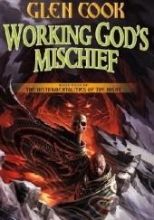Okładka książki Working Gods Mischief Glen Cook