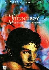 Okładka książki Funny Boy Shyam Selvadurai