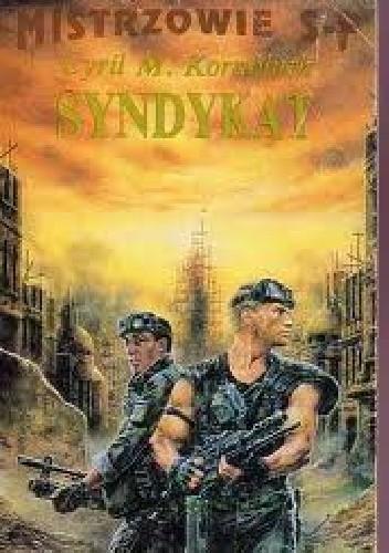 Okładka książki Syndykat Cyril M. Kornbluth
