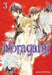Okładka książki Noragami #3 Toka Adachi