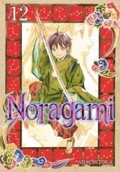 Okładka książki Noragami #12 Toka Adachi