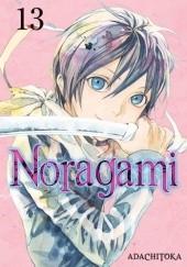 Okładka książki Noragami #13 Toka Adachi