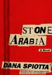 Okładka książki Stone Arabia Dana Spiotta