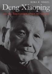 Okładka książki Deng Xiaoping and the Transformation of China Ezra F. Vogel