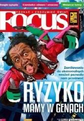 Okładka książki Focus, nr 8/2015 Redakcja magazynu Focus