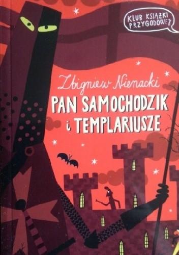 Okładka książki Pan Samochodzik i templariusze Zbigniew Nienacki
