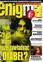 Okładka książki Enigma - klucz do tajemnic (08/09/2015) Redakcja magazynu 21. Wiek