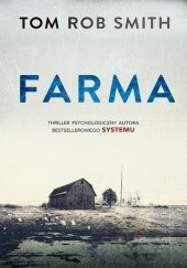 Okładka książki Farma Tom Rob Smith
