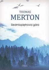 Okładka książki Siedmiopiętrowa góra Thomas Merton