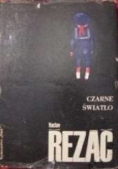 Okładka książki Czarne światło Václav Řezáč