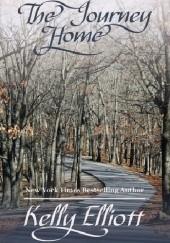 Okładka książki The journey home Kelly Elliott