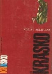 Okładka książki Nox et solitudo Ivan Krasko