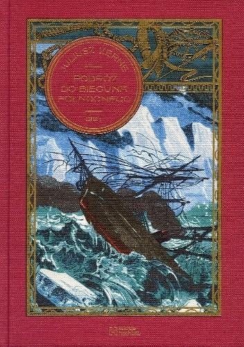 Okładka książki Podróż do Bieguna Północnego - cz. 1 Juliusz Verne