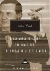 Okładka książki SCOOP Evelyn Waugh
