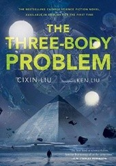 Okładka książki The Three-Body Problem Cixin Liu