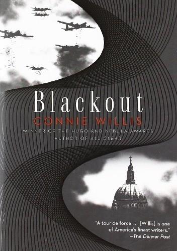 Okładka książki Blackout Connie Willis