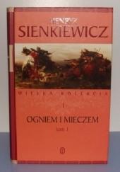 Okładka książki Ogniem i mieczem Henryk Sienkiewicz