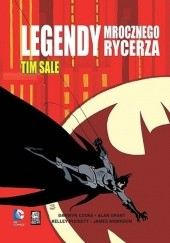 Okładka książki Legendy Mrocznego Rycerza Tim Sale,Alan Grant,Darwyn Cooke,James Robinson,Kelley Puckett