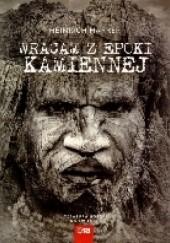 Okładka książki Wracam z epoki kamiennej Heinrich Harrer