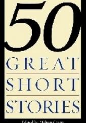 Okładka książki 50 great short stories Milton Crane
