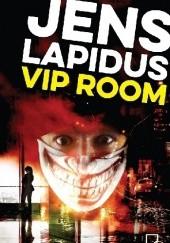 Okładka książki VIP-room Jens Lapidus