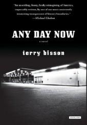 Okładka książki Any Day Now Terry Bisson