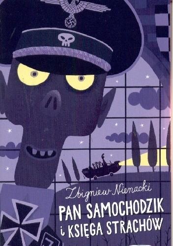 Okładka książki Pan Samochodzik i Księga Strachów Zbigniew Nienacki