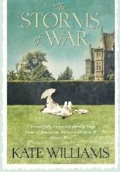 Okładka książki The Storms of War Kate Williams