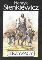 Okładka książki Krzyżacy tom 1 Henryk Sienkiewicz