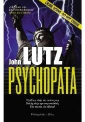 Okładka książki Psychopata John Lutz