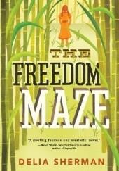 Okładka książki The Freedom Maze Delia Sherman