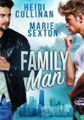 Okładka książki Family Man Heidi Cullinan,Marie Sexton