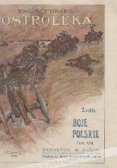 Okładka książki Bitwa pod Ostrołęką