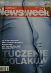Okładka książki Newsweek 33/2015 Redakcja tygodnika Newsweek Polska